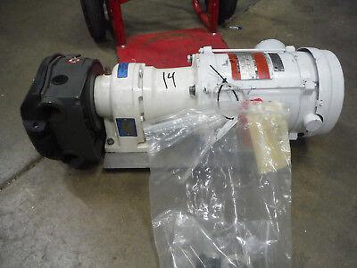 Watson Marlow 620re Mkii Pump 12 Hp Explosion Proof Motor