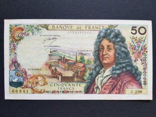 50 Francs 1976 aUNC
