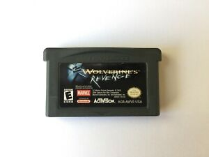 Wolverine's Revenge - GBA Gameboy Advance NICE