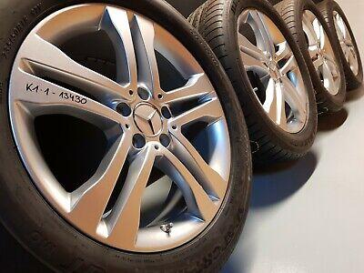 Mercedes-AMG GLA X156 Alufelgen 235/50 R18 Sommerreifen RDK-Sensor  7,5mm