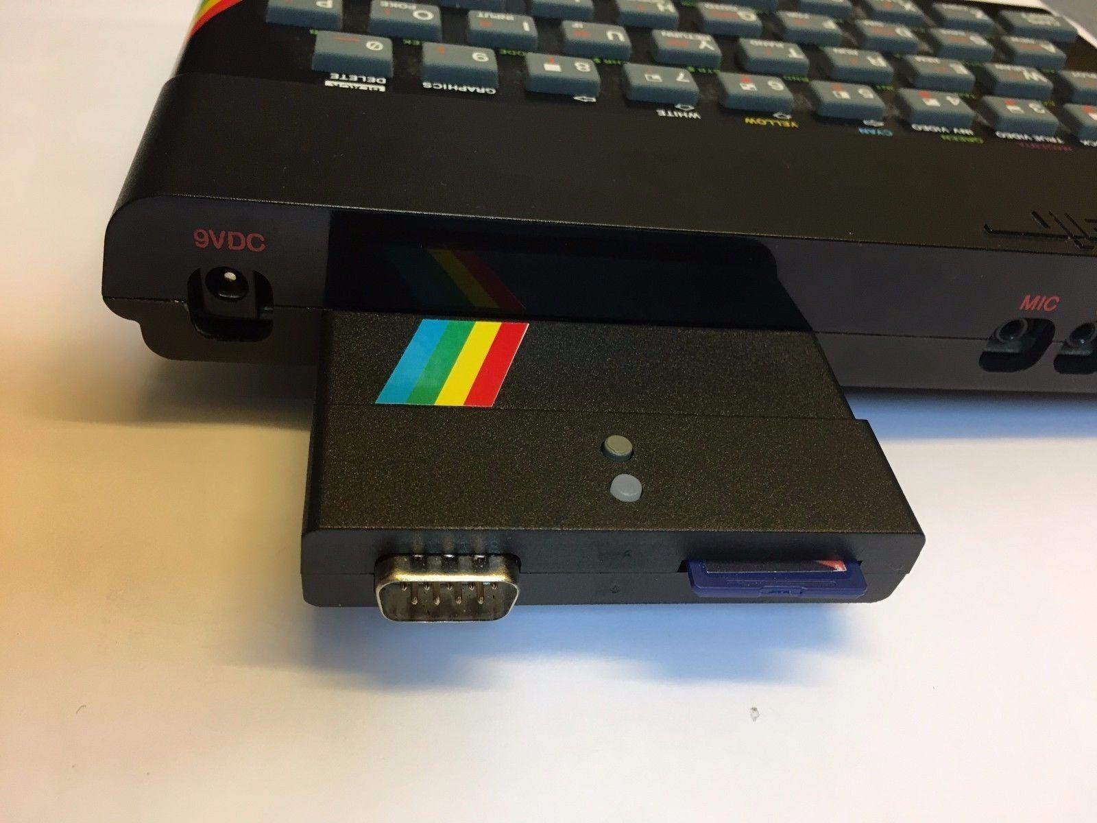  divMMC Future - JUMPERLESS SD Card Interface Sinc…
