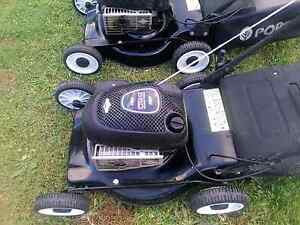 Pope self propelled 158cc 4 stroke mower Boronia Heights Logan Area Preview