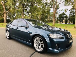 2008 Holden Commodore SS Sedan V8 6.0L Manual Low Kms Logbooks Moorebank Liverpool Area Preview