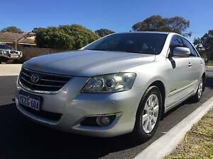 2008 Toyota Aurion Sedan East Perth Perth City Area Preview