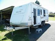 CARAVAN JAYCO STERLING OUTBACK 21.65.4 (price reduced) Youngtown Launceston Area Preview