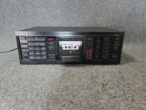 Nakamichi RX-505,3 head cassette deck - recently serviced