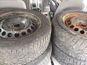 NEED GONE ASAP 195/60/15 Snow tires