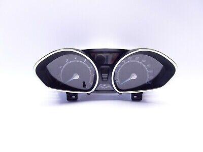 Genuine Ford Fiesta 2012> Speedo Instrument Cluster Dial Gauge Clock Petrol KPH