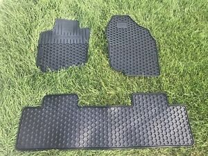 Toyota RAV4 2013 - 2017 All Season Rubber Floor Mats