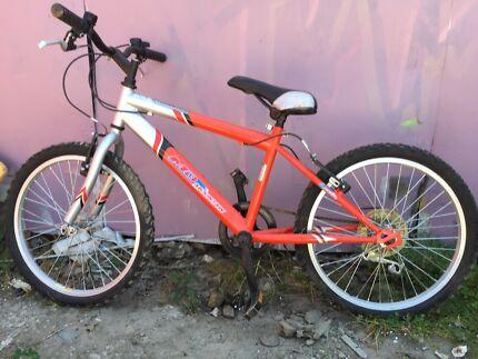 Boys MB mountain BMX bike Highbury Tea Tree Gully Area Preview