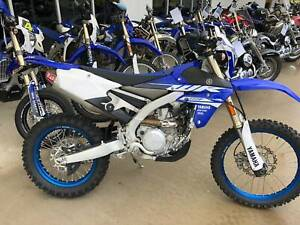 Yamaha WR450F Mount Louisa Townsville City Preview