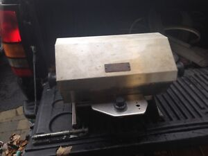 BBQ stainless Marin