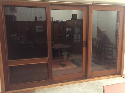 Windows and sliding glass door Gymea Sutherland Area Preview