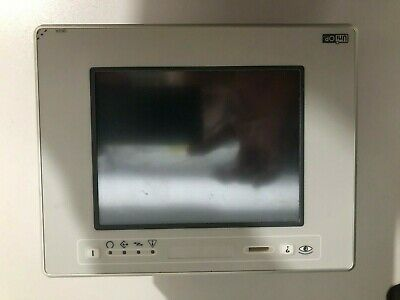 Exor Uniop Etop11-0050 Operator Interface Panel Touch Screen