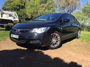 2008 Honda civic Oxley Vale Tamworth City Preview