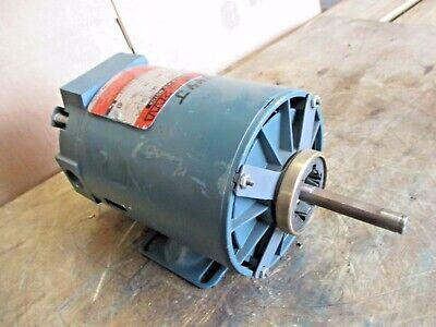 B5 Bore Code AC Motor Boston Gear ERB ODP 1//3 HP Open Drip Proof