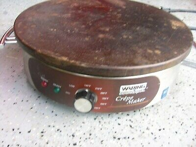 Waring Wsc160 Commercial Electric 16 Crepe Maker