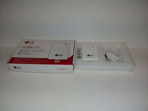 LG SIMMS 2.0 SMART INVERTER MONITORING SYSTEM * NEW *