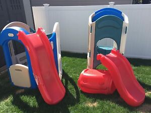 Little tikes 8-in-1 climber