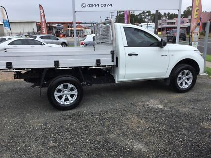 MITSUBISHI TRITON GLX TURBO DIESEL CAB CHASSIS UTE With  LOW K'S Fairy Meadow Wollongong Area Preview