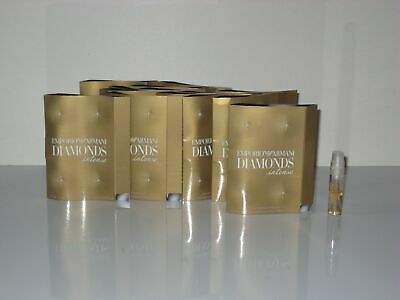 14 Pc x Emporio Armani Diamonds Intense Women EDP 0.05 oz/ 1.5 ml Spray Vial