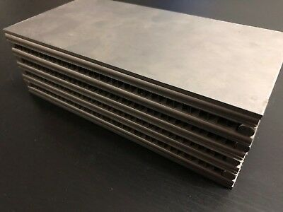 Titanium Nickel Brazed Plate And Fin Heat Exchanger Core