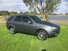 Ford Territory Titanium 2013 Delacombe Ballarat City Preview