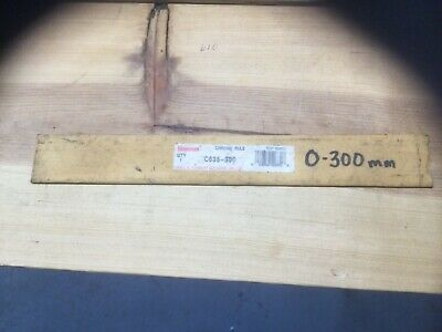 Mint Condition Starrett C635-300mm Scale