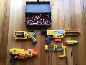 Nerf guns (individual sale also) Warranwood Maroondah Area Preview