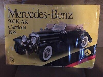 Pocher 1:8 Mercedes Benz K74 Nr 460 J6