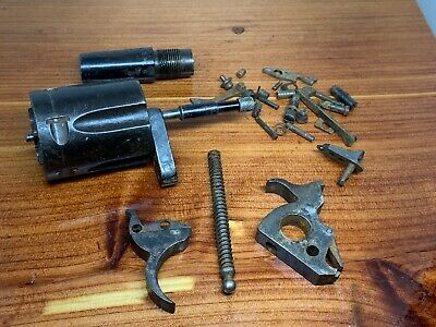 Charter Arms Undercover Off Duty Police .38 Special Cylinder Crane Assembly 845