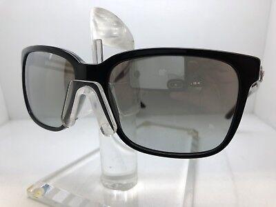 Authentic VERSACE SUNGLASSES VE4307 GB1/6V Black/light Grey Mirror Lens