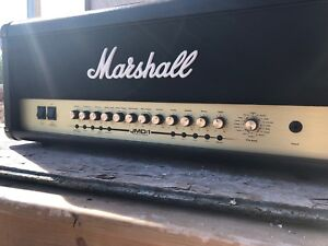 Marshall jmd:1 amp head