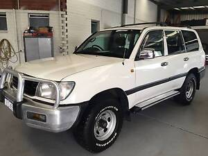 1999 Toyota LandCruiser  8 SEATER Wagon Belmont Belmont Area Preview