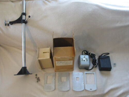 GRAFLARGER FROM GRAFLEX KIT VERY RARE !! WITH STAND