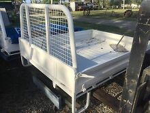 Toyota landcruiser HZJ79 steel tray $*****1999 to 2015 Bundamba Ipswich City Preview