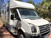 VW Crafter TDI MotorHome with Suzuki Vitara and tow hitch Taylors Lakes Brimbank Area Preview