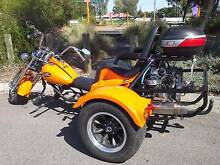 OZ TRIKE 2008 model, 2 seater Munno Para West Playford Area Preview