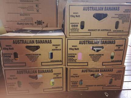 Banana Boxes, ideal for moving