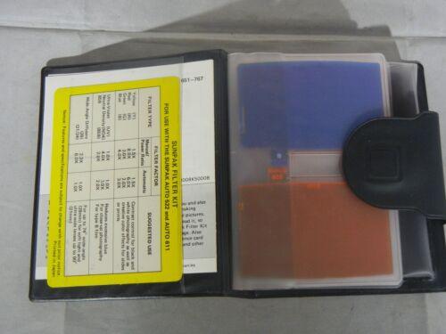 Sunpak Filter Kit 651-767 for 522, 544, 555, and 611