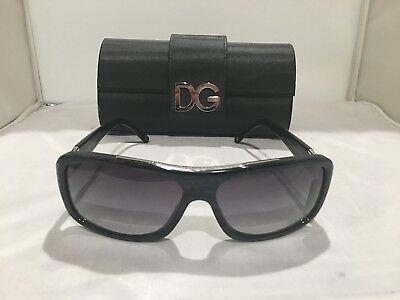 Dolce & Gabana DG4071 1016/9G Black 62mm gradient (Dolce Gabana Sunglasses)