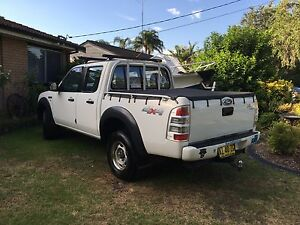 2008 Ford Ranger Emu Plains Penrith Area Preview
