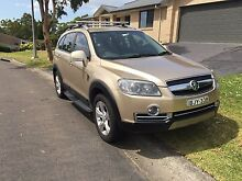 2008 Holden Captiva LX 60th Anniversary edition Westmead Parramatta Area Preview