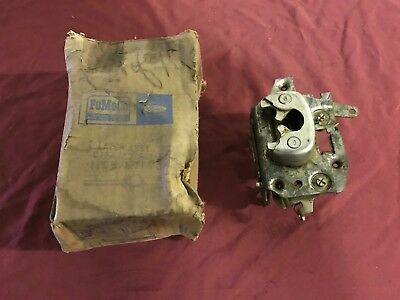 NOS 67-68 FORD MUSTANG / SHELBY / COUGAR RH DOOR LATCH C7ZZ-6521812-A FoMoCo