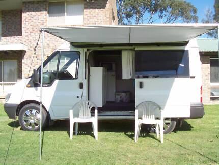 2002 Ford Transit Van/Minivan Port Macquarie 2444 Port Macquarie City Preview