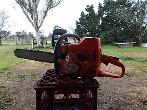 husqvarna chain saw Bundarra Uralla Area Preview