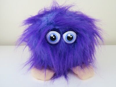Purple Fluffling Flufflings by Vivid Toy Group - Battery Operated Tested