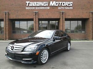 2011 Mercedes-Benz C250 4MATIC | LEATHER | SUNROOF |
