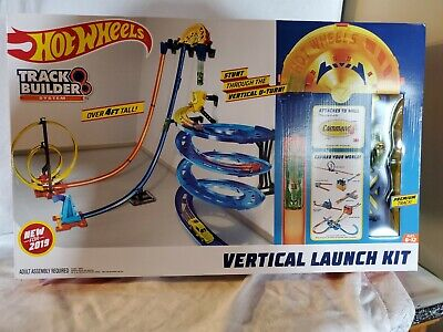 Hot Wheels Track Builder System Vertical Launch Kit - GGH70