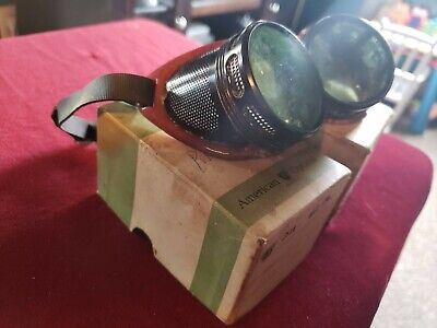 Vintage Goggles Real Steampunk Authentic made in America